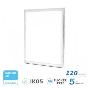 Panel LED V-TAC 29W SAMSUNG CHIP 600x600 120lm/W VT-629 4000K 3480lm 5 Lat Gwarancji