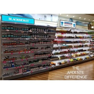 Oświetlenie do regałów sklepowych pod wymiar