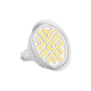 Zarówka LED 4,5W MR16 24x5050 smd