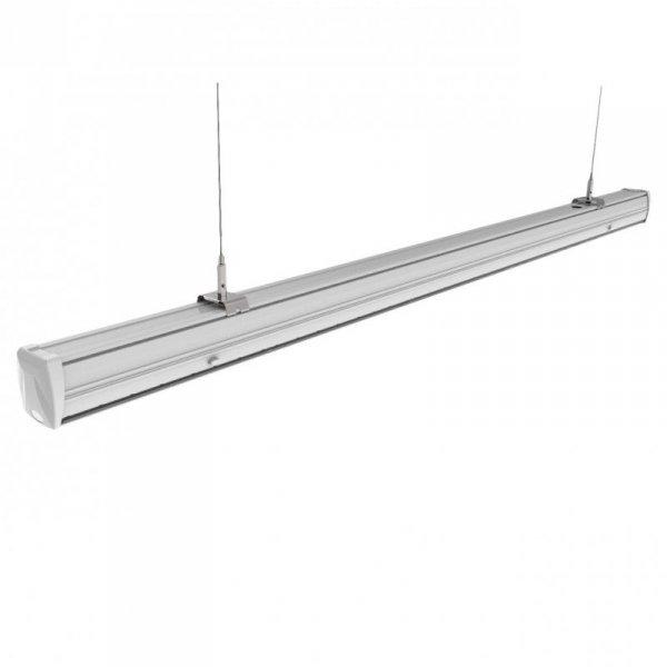 Linia Świetlna V-TAC 50W LED Do łączenia Soczewka Podwója Asymetryczna VT-4550D 4000K 8000lm 5 Lat Gwarancji