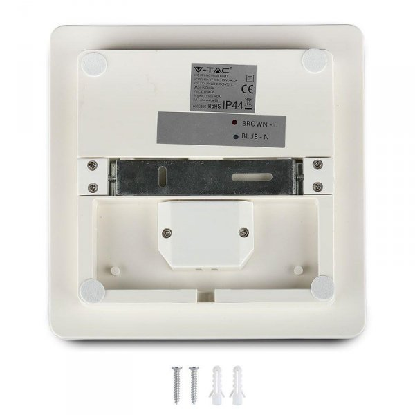 Plafon V-TAC 15W LED Sufitowy Light Kwadrat VT-8033 3000K 1250lm
