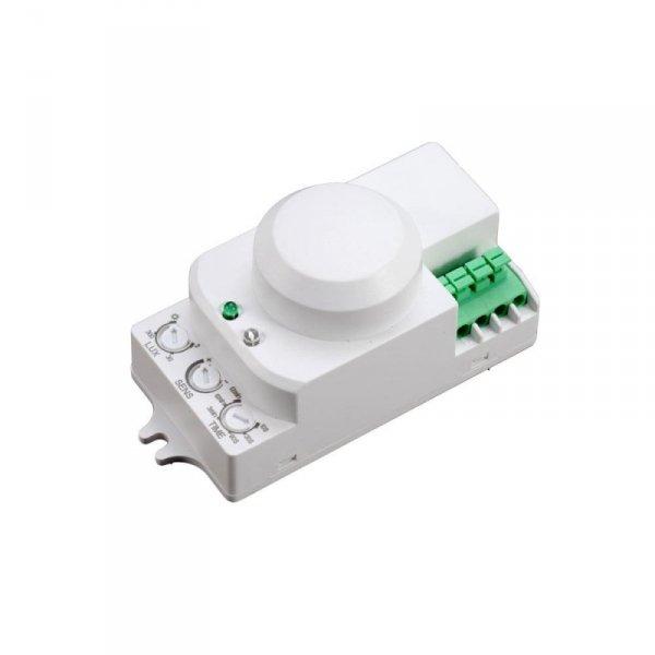 Czujnik mikrofalowy z funkcją ręcznej regulacji Biały V-TAC VT-8077