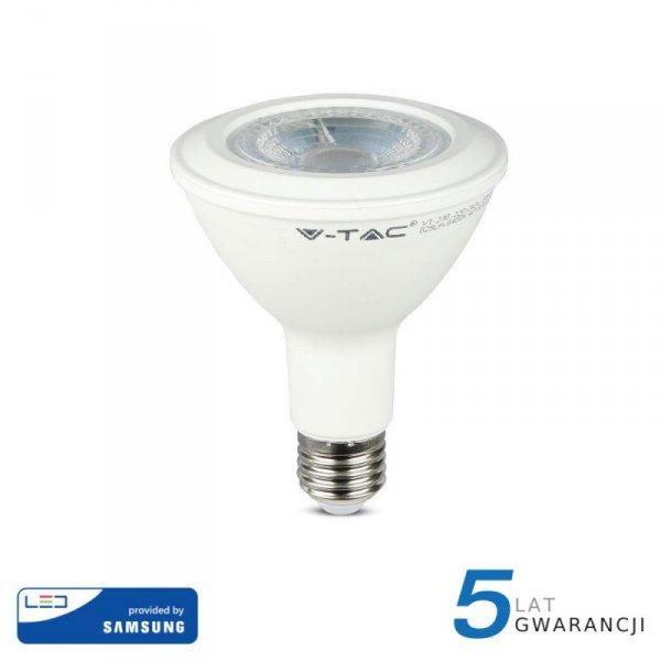 Żarówka LED V-TAC SAMSUNG CHIP 11W E27 PAR30 VT-230 6400K 825lm 5 Lat Gwarancji