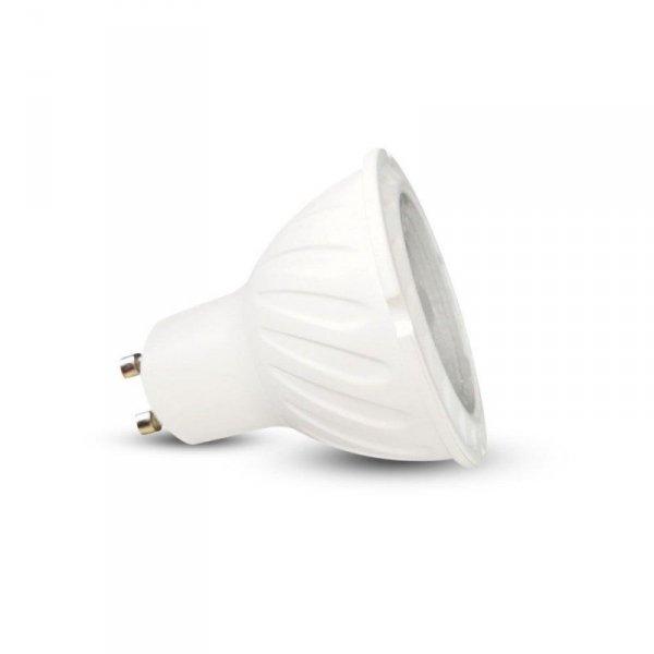 Żarówka LED V-TAC SAMSUNG CHIP 7W GU10 38st VT-277 3000K 480lm 5 Lat Gwarancji