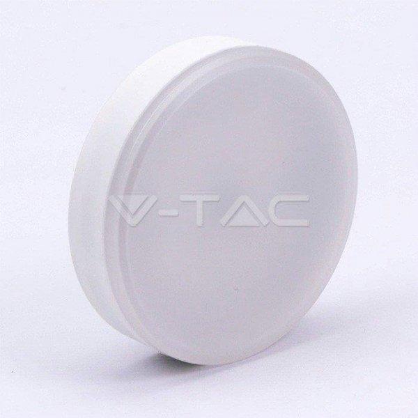 Żarówka LED V-TAC SAMSUNG CHIP 7W GX53 7W GX53 VT-207 3000K 550lm 5 Lat Gwarancji