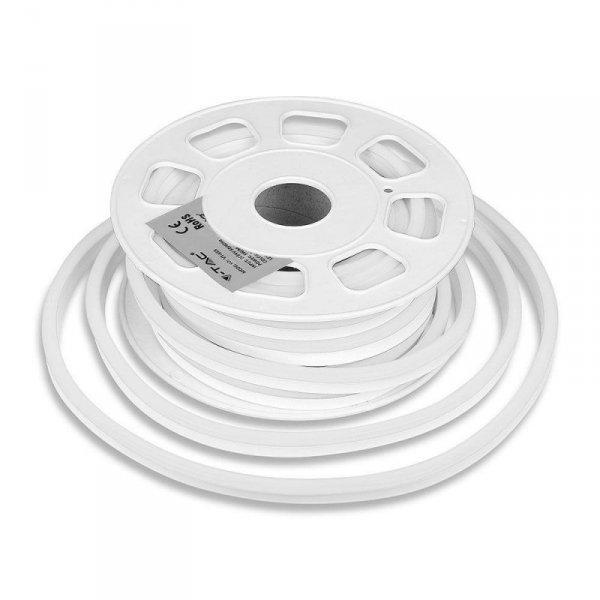 Neon Flex 24V 10mb 8W/m V-TAC VT-555 6000K 320lm