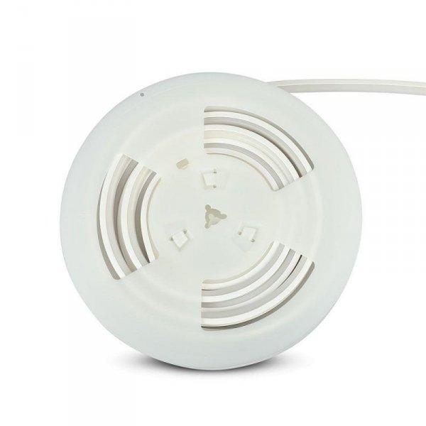 Neon Flex 24V V-TAC 120LED/m 24V IP65 10mb VT-559 3000K 1000lm