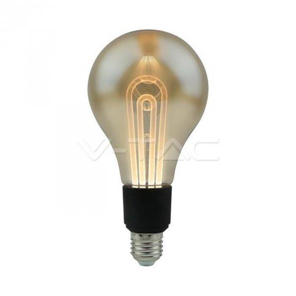 Żarówka LED V-TAC 5W E27 G100 Vintage SMD Grzałka VT-2235 2700K 250lm