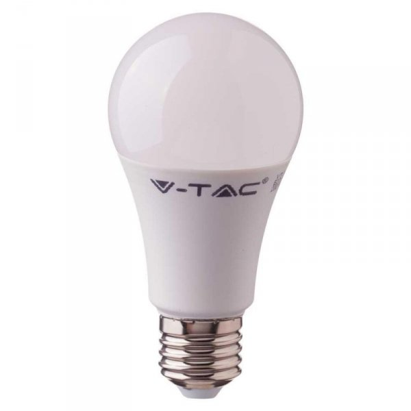 Żarówka LED V-TAC 9W E27 A60 Pilot VT-2229 4000K+RGB 806lm