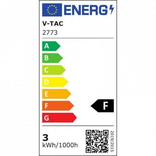 Żarówka LED V-TAC 3.5W E27 Kulka G45 Pilot VT-2224 4000K+RGB 320lm