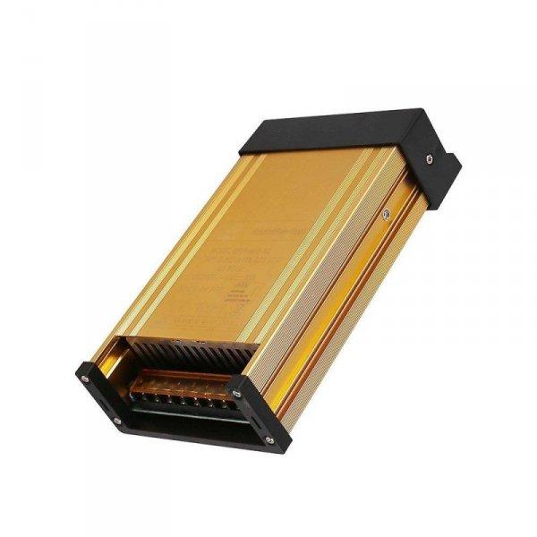 Zasilacz LED V-TAC 150W 12V 12.5A IP45 Metal Bryzgoszczelny Filtr EMI VT-21151