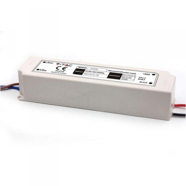 Zasilacz LED V-TAC 150W 12V IP67 Hermetyczny Filtr EMI VT-22153