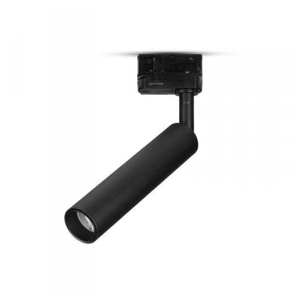 Oprawa 20W LED V-TAC Track Light SAMSUNG CHIP CRI90+ Czarna VT-420 4000K 1600lm 5 Lat Gwarancji