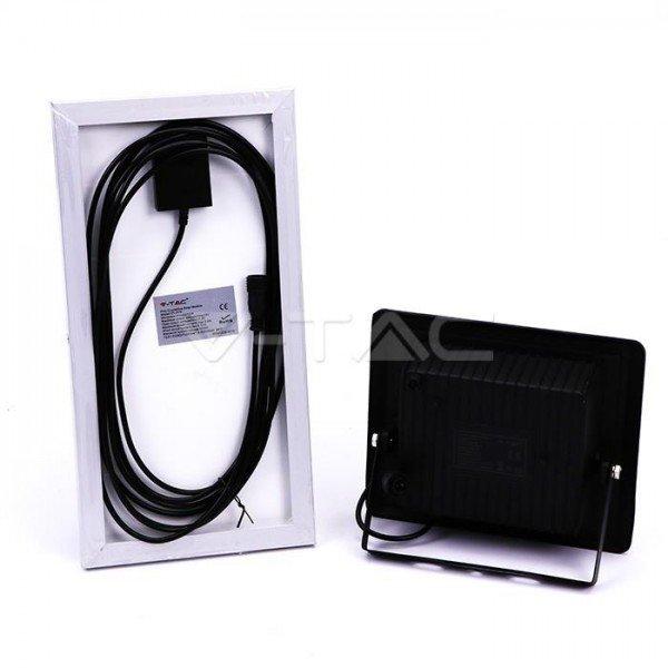 Projektor LED Solarny 25W 4000K IP65 550lm