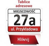 TABLICE ADRESOWE