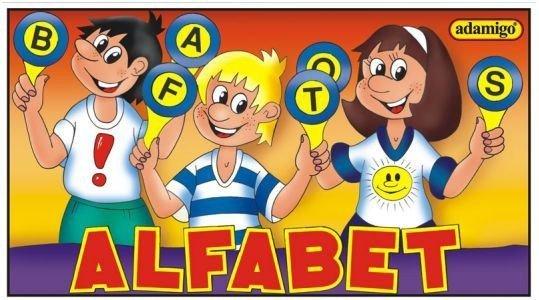 Gra Alfabet