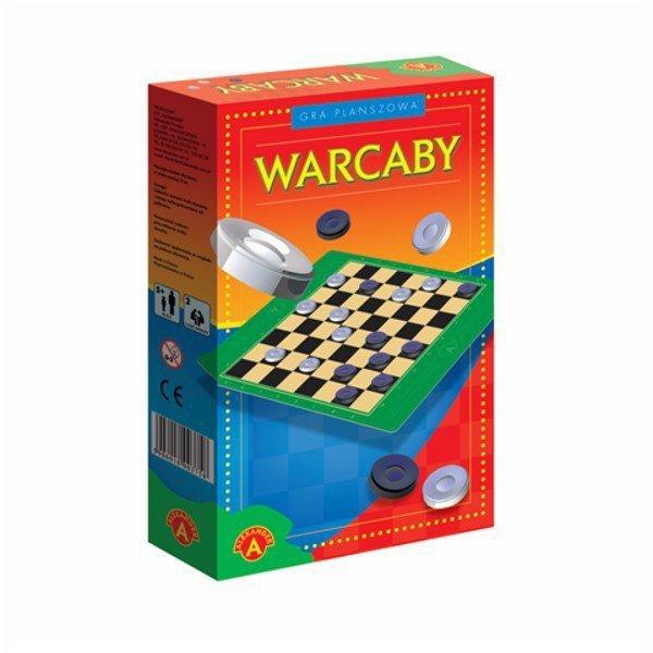 Gra Warcaby Mini
