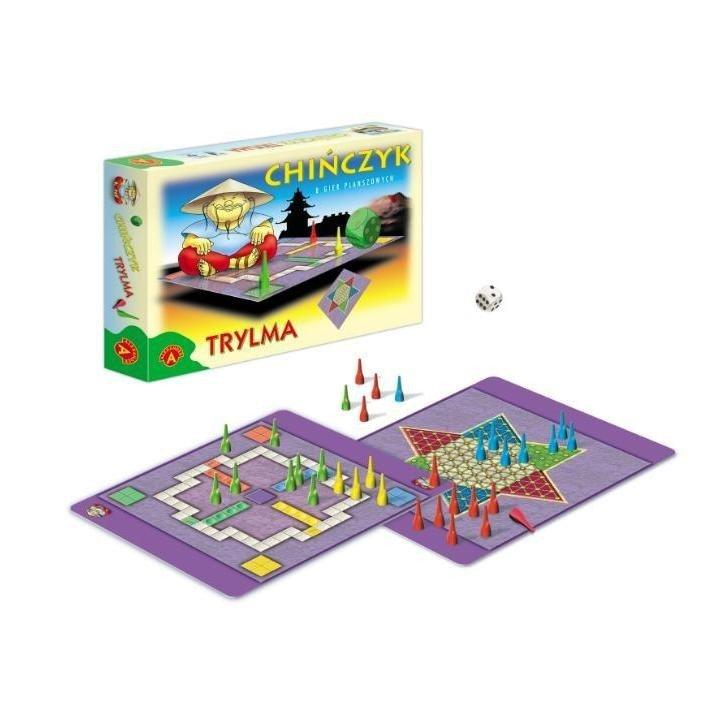 Gra Chińczyk - Trylma