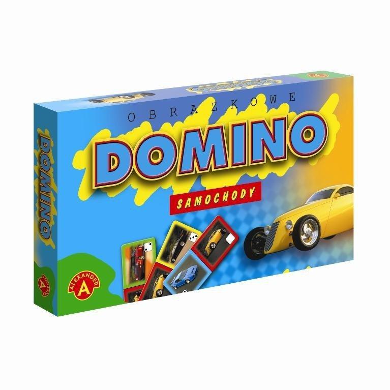Gra Domino Samochody