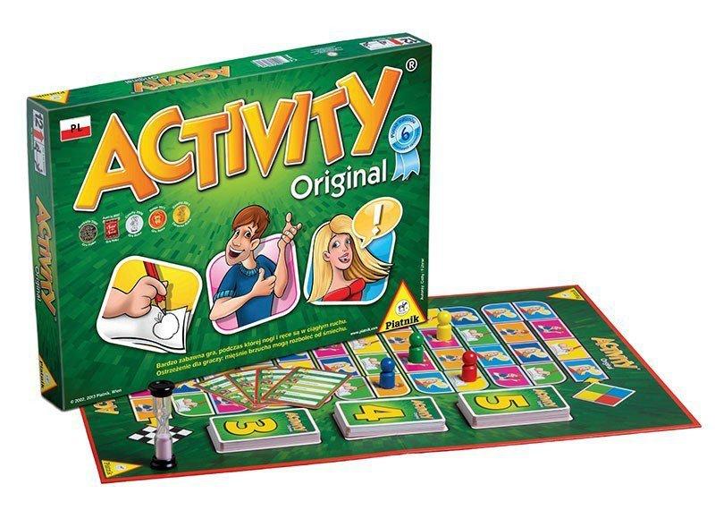 Gra Activity Original