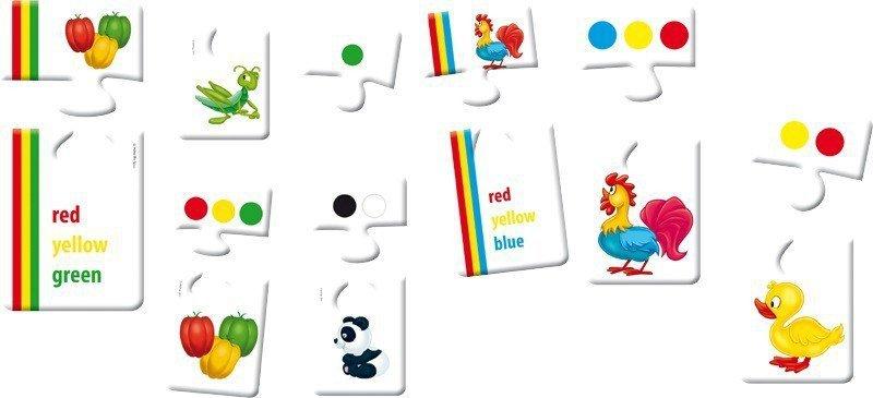 Gra English words - Colours