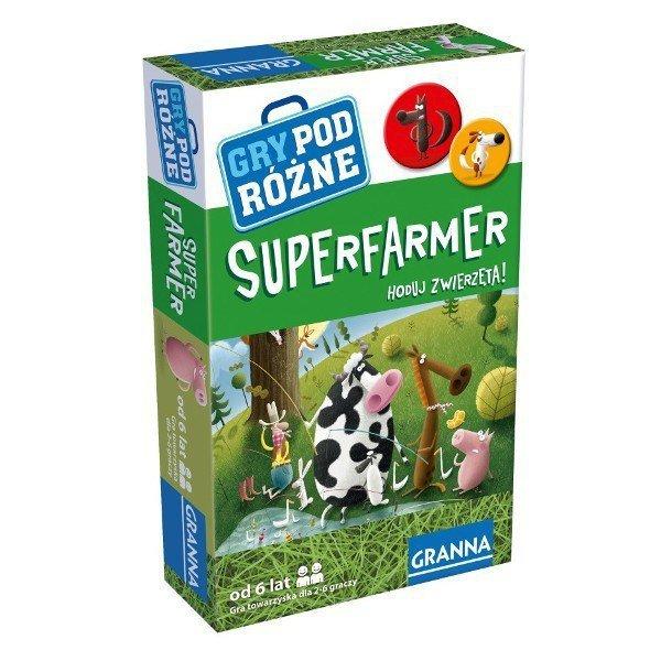 Gra Mini Superfarmer