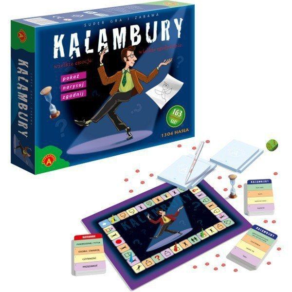 Gra Kalambury Big