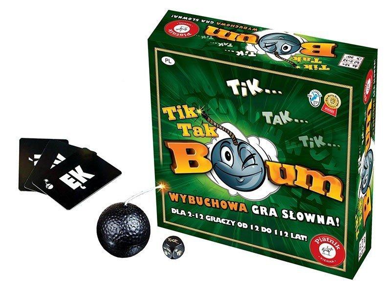 Tik Tak Bum (nowe wydanie)