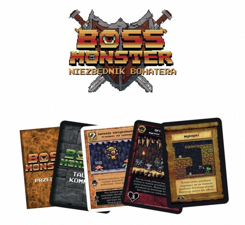 Boss Monster - Niezbędnik Bohatera Dodatek