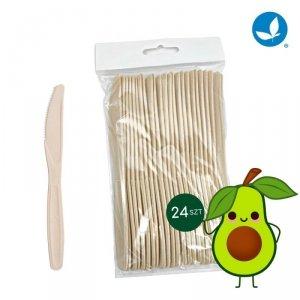 Nóż Biofase, 24szt