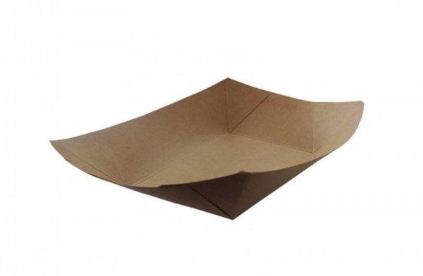 Tacka papierowa głęboka powlekana 400ml   18,3x9cm, 100szt
