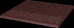 Paradyż Natural Brown Stopnica Prosta Duro 30x30