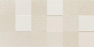 Tubądzin Blinds White STR 1 Dekor 29,8x59,8