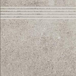 Ceramika Końskie Leo Grey Stopnica 33,3x33,3