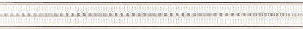 Tubądzin Abisso White Listwa 74,8x7,2