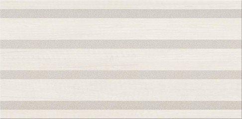 Cersanit Kersen Cream Inserto Stripes 29,7x60