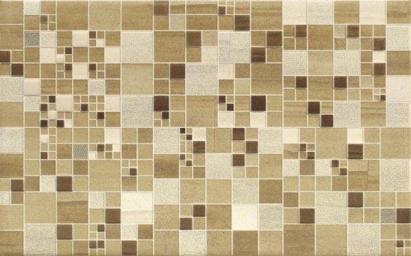 Cersanit Mosa Cream Inserto Squares 25x40