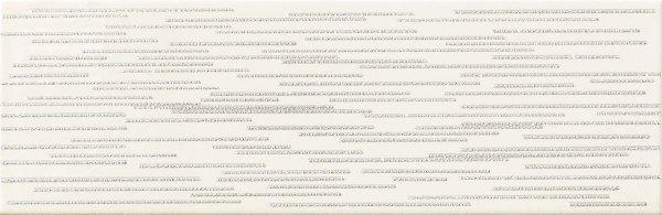 Domino Burano Bar White D Dekor 23,7x78