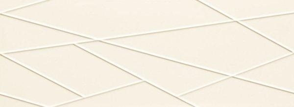 Tubądzin House of Tones White A STR 32,8x89,8