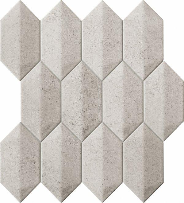 Domino Dover Graphite Mozaika 29,1x26,5