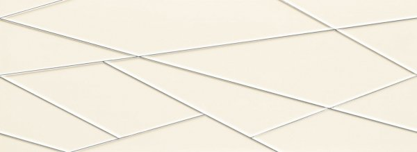 Tubądzin House of Tones White Dekor 32,8x89,8
