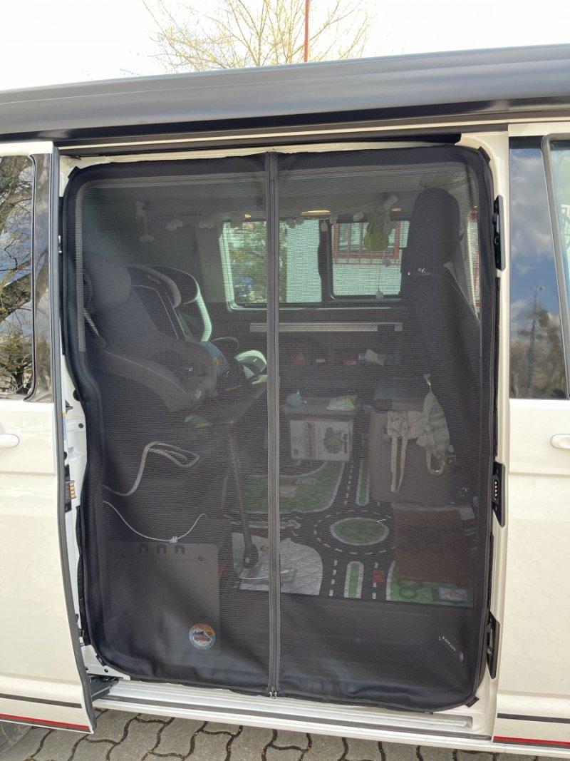 Mosquito net VW California