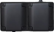 BRYZA Gniazdo podwójne poziome IP54 klapka matowa 2x2P+Z 16A 250V 180937