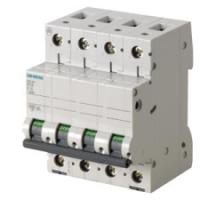 Wyłącznik nadprądowy 4P C 25A 6kA AC 5SL6425-7