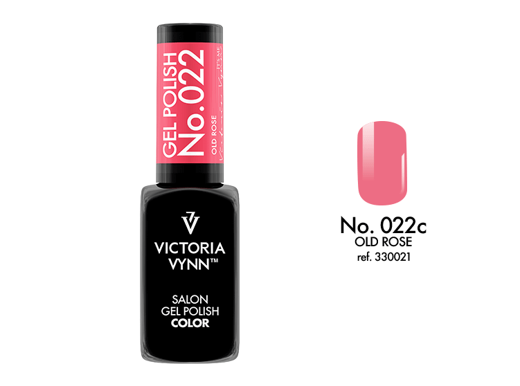 Victoria Vynn Salon Gel Polish COLOR kolor: No 022 Old Rose