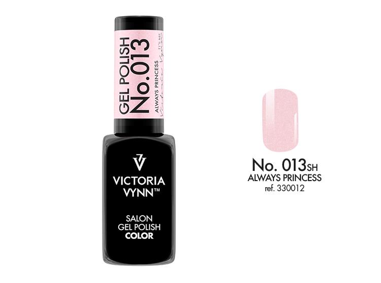 Victoria Vynn Salon Gel Polish COLOR kolor: No 013 Always Princess