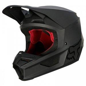 KASK FOX V-1 MATTE BLACK XL