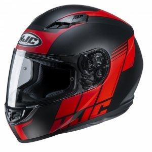 KASK HJC CS-15 MYLO BLACK/RED XL