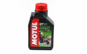 Olej silnikowy MOTUL Scooter 2T Expert półsyntetyczny (1 litr)