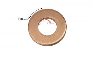 Podkładka śruby głowicy DB250 MZK
